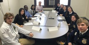 MYI Scholars discuss their papers