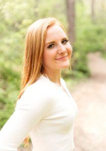 Scholar Advisory Board member Courtney